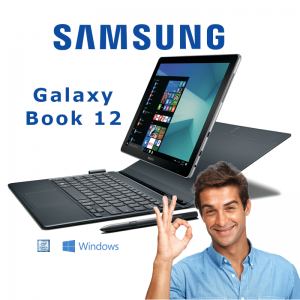 "Samsung Galaxy Book 12"" Wi-Fi"